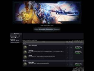 Guilde Northumbria - Allods Online