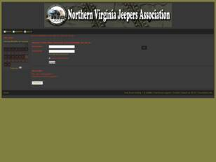 Northern Virginia Jeepers Association
