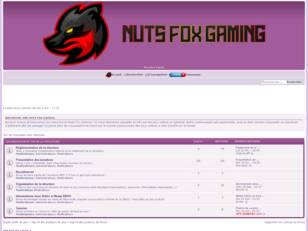 Nuts Fox Gaming