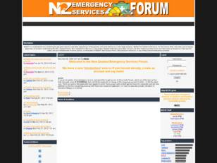NZ Emergency Services Forum