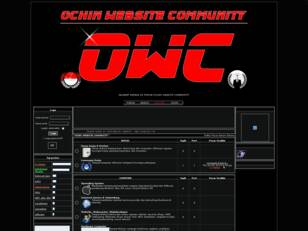Ochin Website Community