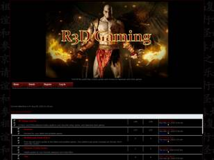 Free forum : R3D Gaming Official Forum
