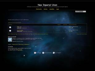 OGame Ally New Imperial Union