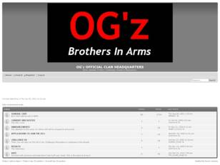 OG'z Official Clan Headquarters