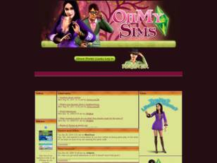 Oh My Sims: A Sims Forum