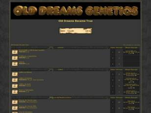 Foro gratis : Old Dreams Genetics