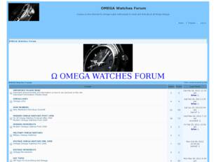 OMEGA Watches Forum