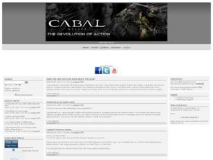 Free forum : OMG Cabal Private Server