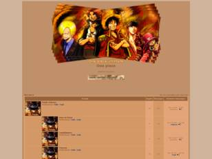 creer un forum : One piece