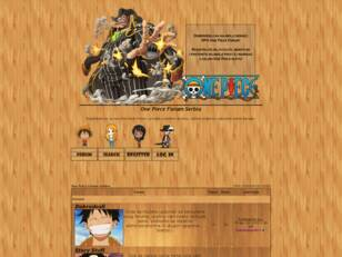 One Piece Roleplay Forum-Serbia