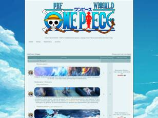 One Piece World