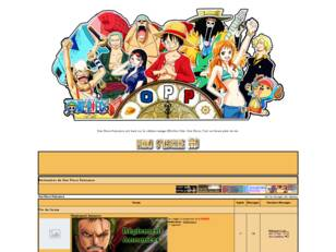 One Piece Puissance