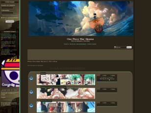 Foro gratis : One Piece War Akuma