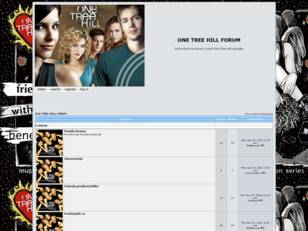 Free forum : ONE TREE HILL FORUM