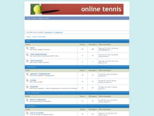 Forum gratis : Fórum - Online Tennis Blog