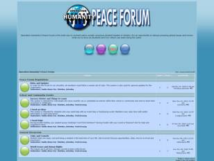 Operation Humanity's Peace Forum