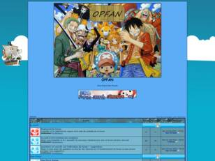 OPFAN Forum One piece