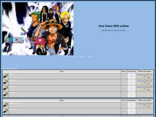 Forum gratis : One Piece RPG online