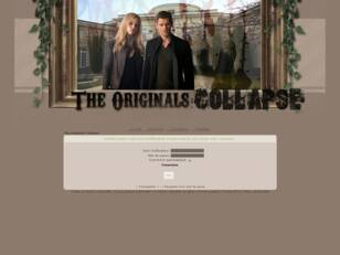 The Originals Collapse