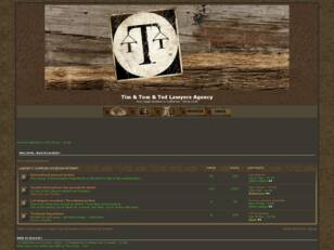 TTT Lawyer Agency Forum