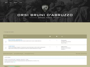 Orsi Bruni D'Abruzzo - Softair Club