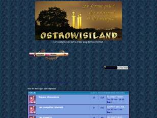 OSTROWISILAND