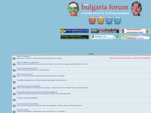 Free forum : Our Bulgaria Forum