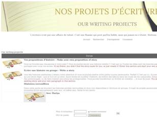 ourwritingprojects