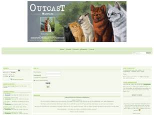 Warrior Cats RPG: The Outcast Warriors