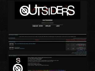 OUTSIDERS-FORUM
