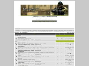 Forum gratis : [OwnAGe]™ Clan - Comunidade