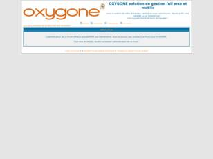 OXYGONE solution web, hybride et mobile