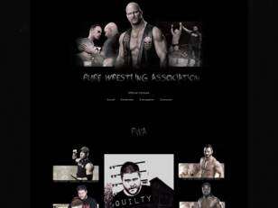Pure Wrestling Association.