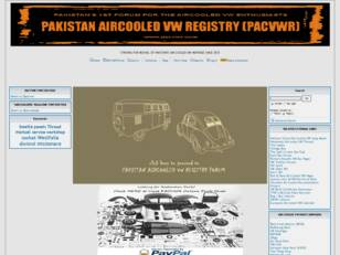 Pakistan Air-Cooled VW Registry Forums