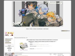 Foro gratis : Pandora Hearts Rol World