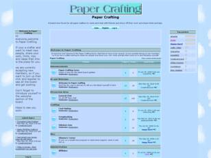 Free forum : Paper Crafting