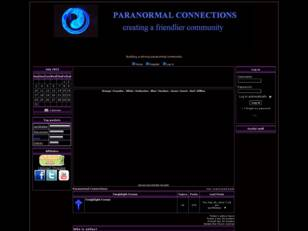 Paranormal Connections forum