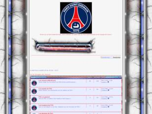 creer un forum : Paris-Saint-Germain