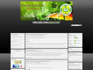 UNOFFICIAL Pasay Science Forum Site