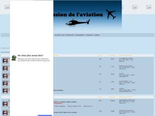 Passion de l'aviation