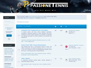 Forum Tennis - Passionetennis