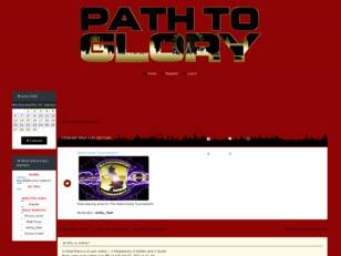 Path to Glory Wrestling Fed