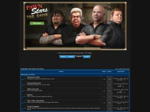 Pawnstars: The Game Fan Forum