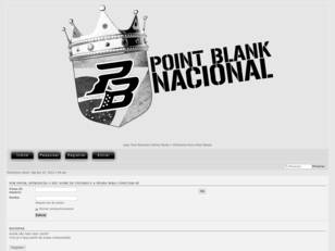Point Blank - FPS (online)
