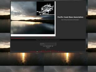 Free forum : Pacific Coast Bass Association