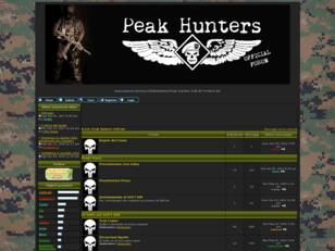 A.S. D. Peak Hunters Soft Air