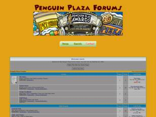 Penguin Plaza Forums