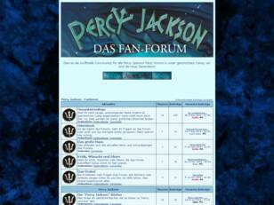 Percy Jackson - Fanforum