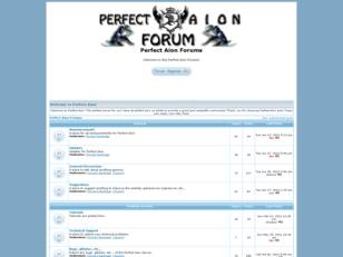 Perfect Aion Forums