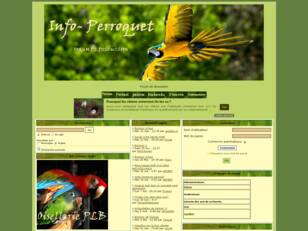 forum : Info-Perroquet